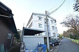 リバーハイツ青柳[1階]の外観