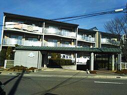 長野県松本市蟻ケ崎2丁目の賃貸マンションの外観