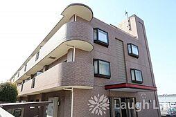 埼玉県鶴ヶ島市大字脚折の賃貸マンションの外観