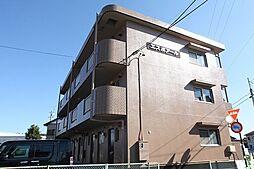 静岡県袋井市上山梨の賃貸マンションの外観
