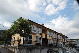 高崎ハイツ A棟[1階]の外観