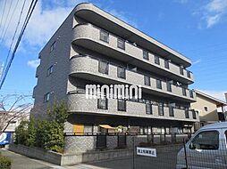 愛知県名古屋市緑区鶴が沢3丁目の賃貸マンションの外観