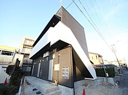 愛知県名古屋市南区源兵衛町2丁目の賃貸アパートの外観