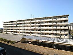 福岡県遠賀郡水巻町古賀2丁目の賃貸マンションの外観