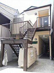 京都アパートメント4[202号室]の外観
