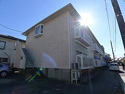 エステートピア吉井町[2階]の外観