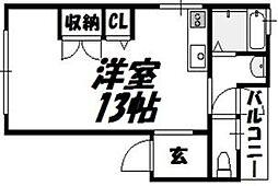 近鉄南大阪線 針中野駅 徒歩10分