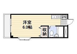 千葉県浦安市北栄2丁目の賃貸マンションの間取り