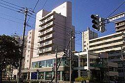 サンタの館医大前[6階]の外観