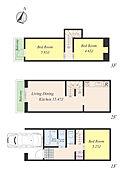 参考プラン:3LDK/延床面積:76.01?/建物参考価格:1,350万円
