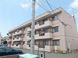 大阪府和泉市伯太町1の賃貸マンションの外観