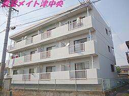 三重県津市寿町の賃貸マンションの外観