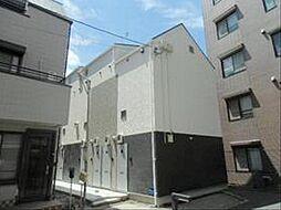 東京都荒川区町屋8丁目の賃貸アパートの外観