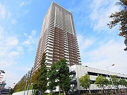 東京都荒川区南千住4丁目の賃貸マンションの外観