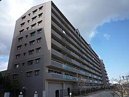 コート北野田カリヨンI番館[1階]の外観