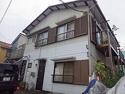 菅原アパートB[202号室]の外観