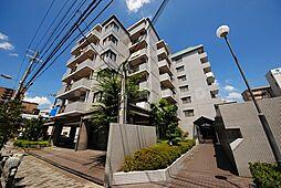 オークヒルズ北大阪[6階]の外観