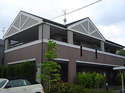 大阪府泉南郡熊取町小垣内3丁目の賃貸アパートの外観