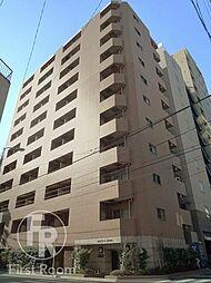 東京都中央区東日本橋2丁目の賃貸マンションの外観