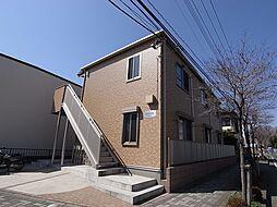神奈川県相模原市南区鵜野森3の賃貸アパートの外観