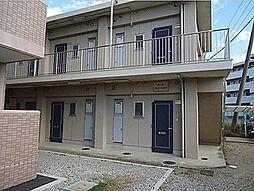 徳島県徳島市東吉野町1丁目の賃貸マンションの外観