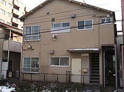 東京都品川区中延6丁目の賃貸アパートの外観