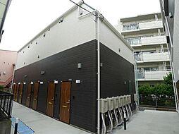 インベストビギン柴又II[2階]の外観