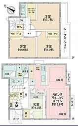 北上尾駅 3,780万円