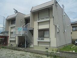 岡澤ハイツ[2階]の外観