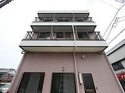 愛知県名古屋市中村区中村町4丁目の賃貸マンションの外観