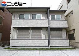PRONUBE HOUCHI[2階]の外観