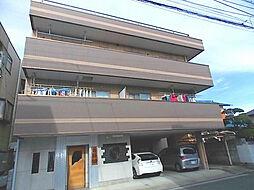 ハイツU[2階]の外観