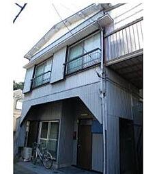 三宅荘[201号室]の外観