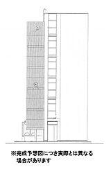 D−レジデンス玉川図書館前[302号室]の外観