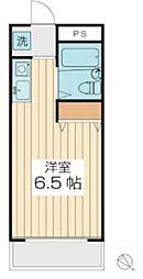 エスパシオV[1階]の間取り