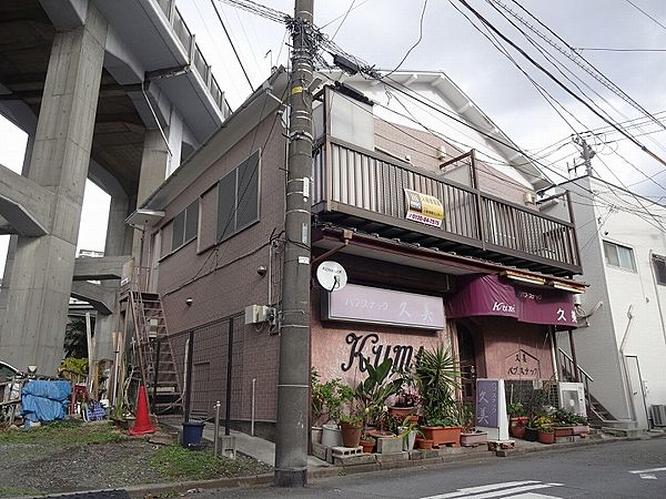 菅沼荘[2階]の外観