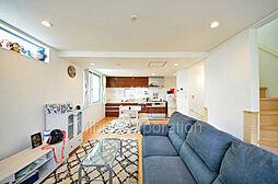 桜丘3丁目ハウス空室につき内覧可能 3LDKの居間