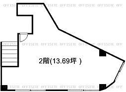 小田急小田原線 豪徳寺駅 徒歩1分の賃貸事務所