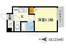 ソフィアコート[3階]の間取り