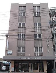千本杉コーポ[304号室]の外観