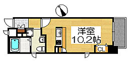 TKアンバーコート大町[9階]の間取り