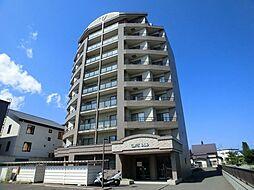 北海道札幌市手稲区稲穂二条8丁目の賃貸マンションの外観