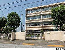 中萩中小学校