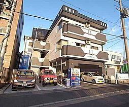 京都府京都市西京区牛ヶ瀬南ノ口町の賃貸マンションの外観