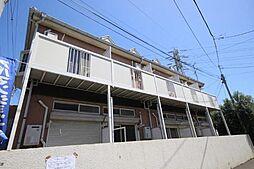 ジュネパレス田久保[2階]の外観