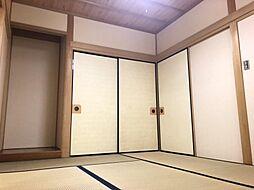 6帖の和室スペースです。
