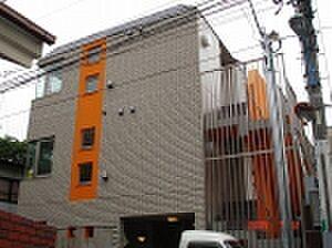 インペリアル東新宿[306号室]の外観