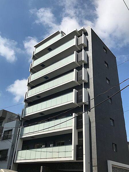 Comfort Residence Nippori(コンフォ[202号室]の外観