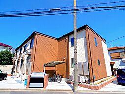 東京都西東京市中町5丁目の賃貸アパートの外観