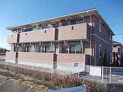 愛知県名古屋市守山区桔梗平3の賃貸アパートの外観